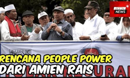 Opini: Amien Rais dan Mimpi People Power Ala Khilafah