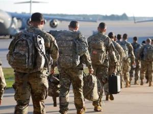 Pasukan AS di Erbil