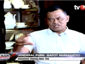 Gatot Nurmantyo, Mantan Panglima TNI