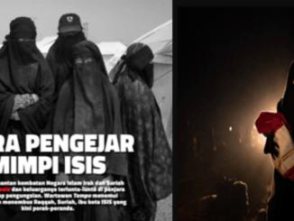 Mantan Teroris ISIS