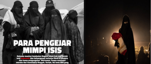 Mantan Teroris ISIS