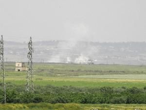Perang di Hama, Suriah