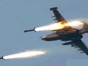 Serangan Udara Saudi