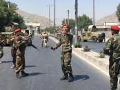 Teror di Afghanistan