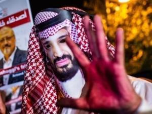 Poster Putra Mahkota Saudi