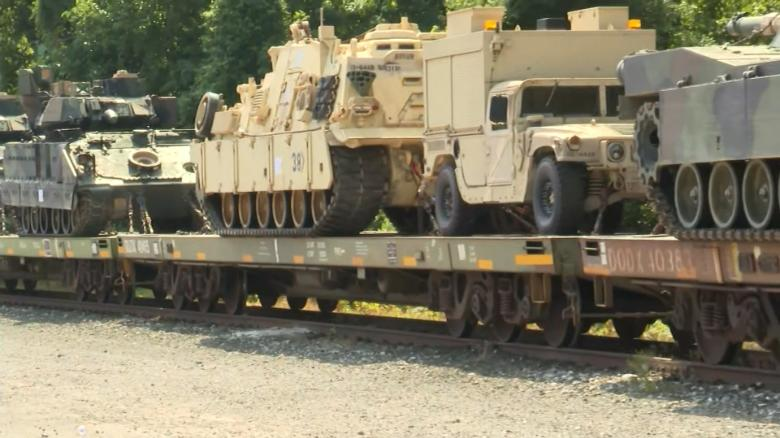 Para Petinggi Militer AS Khawatir Trump Politisasi Perayaan 4 Juli