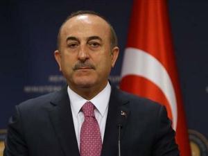 Menteri Luar Negeri Turki Mevlut Cavusoglu