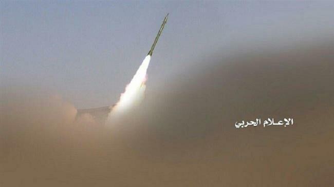 Pasca Serangan Drone, Rudal Balistik Yaman Hajar Pusat Komando Saudi di Najran