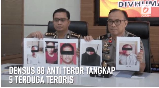 Densus 88 Anti Teror