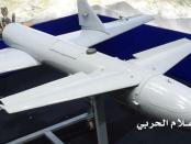 Drone Qasef 2K Yaman
