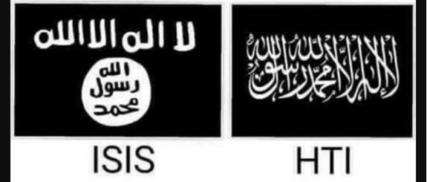 HTI sama dengan ISIS