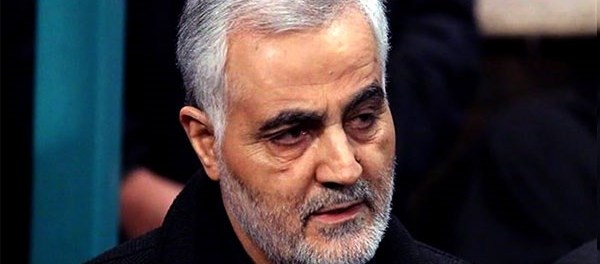Shadow Commander, Qassem Soleimani