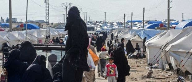 Kamp Al-Hol Suriah