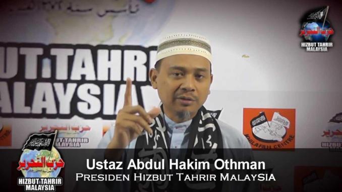 Polisi Malaysia Tangkap Presiden Hizbut Tahrir saat Konferensi Pers