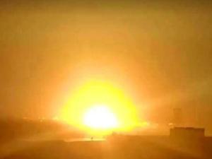 Serangan Udara Rusia di Idlib