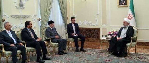 Presiden Rouhani