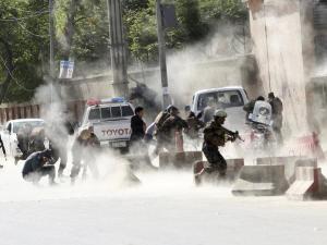 Bom di Afghanistan