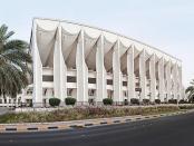 Gedung Parlemen Kuwait