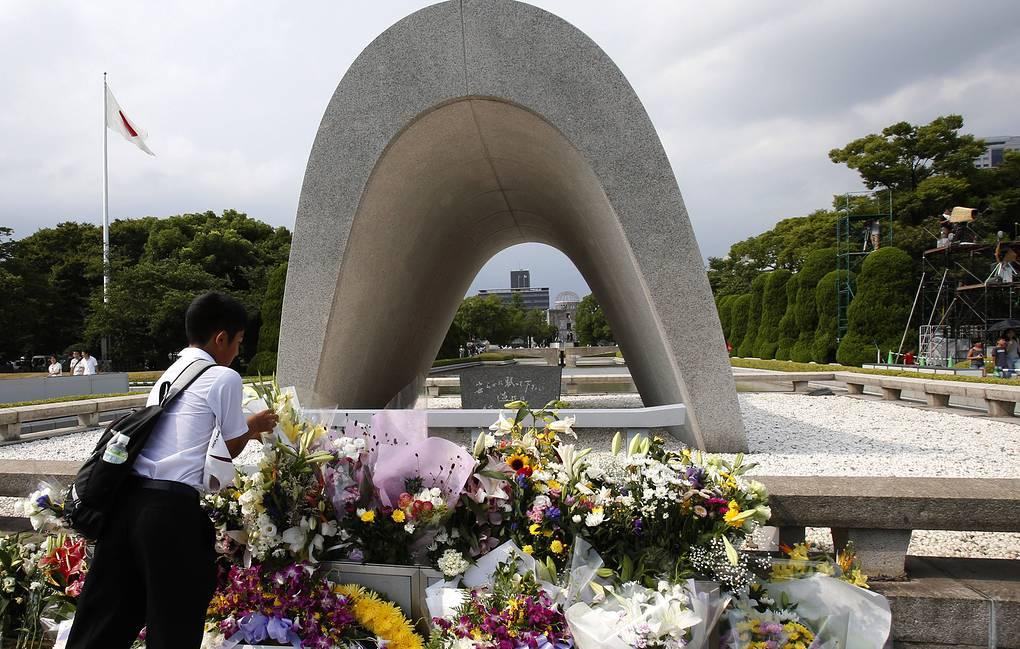 Rusia: AS Tak Pernah Minta Maaf ke Jepang atas Pemboman Hiroshima-Nagasaki