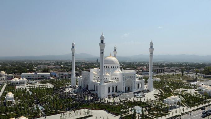 Masjid Terbesar di Eropa