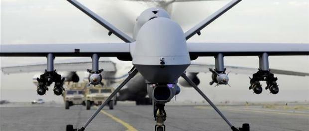 Drone mata-mata Saudi