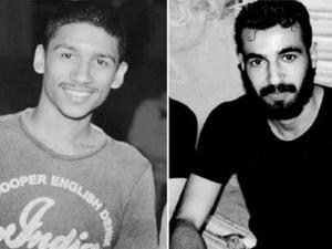 2 Aktivis Bahrain, Ali Mohamed Hakeem al-Arab dan Ahmed Isa al-Malali
