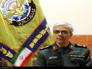 Mayor Jenderal Mohammad Baqheri