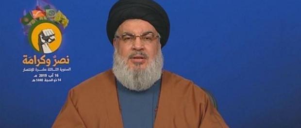 Hassan Nasrullah, Sekjen Hizbullah