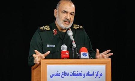 Jenderal Hossein Salami Komandan IRGC