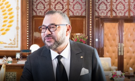 Raja Maroko Mohammed VI
