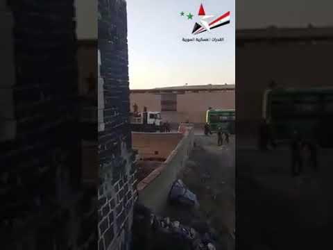 VIDEO: Suriah Kirim Konvoi Militer ke Selatan Idlib untuk Operasi Berikutnya