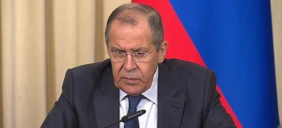 Lavrov, Menlu Rusia