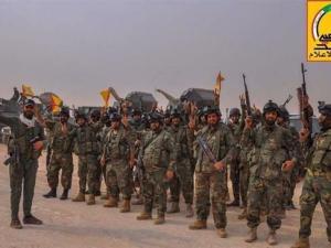 Pasukan Hashd Al-Shaabi, Irak