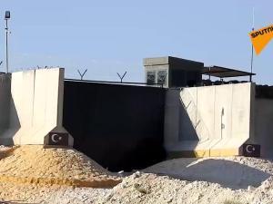 Pos Pengamatan Turki di Morek Suriah