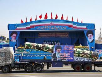 Sistem Pertahanan Udara Iran