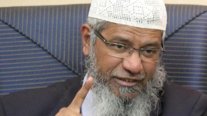 Zakir Naik di Malaysia