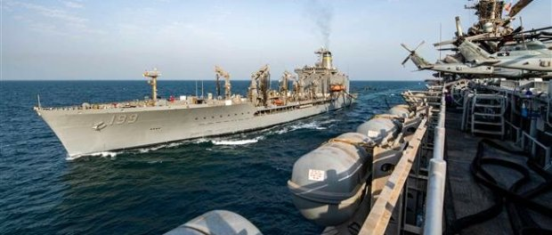Konflik Panas di Selat Hormuz