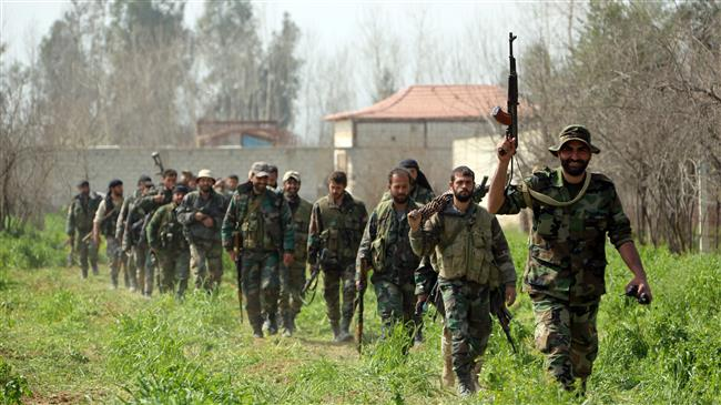 Tentara Suriah Cetak Kemajuan Besar Sejak Pembebasan Khan Sheikhoun