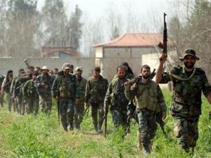 Operasi Militer tentara Suriah