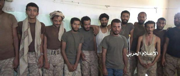 Pasukan Yaman Tangkap Tentara Bayaran Saudi