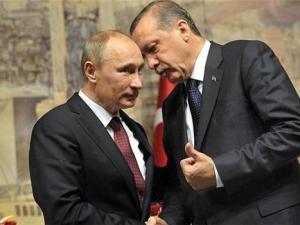 Putin dan Erdogan