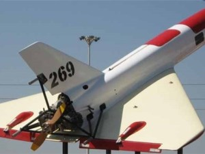 Drone Tempur Kian Iran