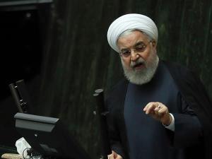 Presiden Iran, Hassan Rouhani