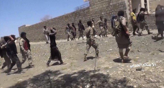 Pasukan Yaman Rilis Rekaman Operasi 'Pertolongan dari Allah' ke Najran, Arab Saudi, yang Sukses Besar