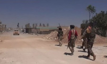 Tentara Hashd Shaabi di Al-Anbar
