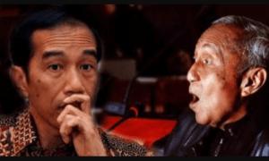 Ilustrasi Foto Jokowi dan Permadi