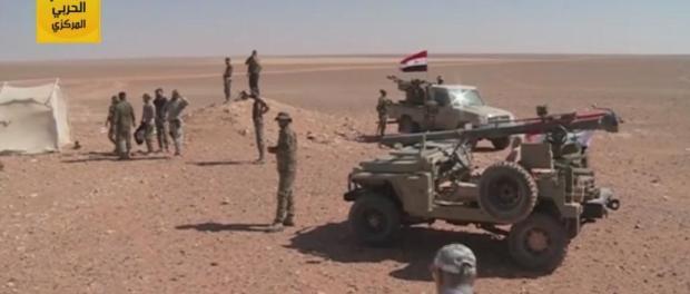 Jalur Darat Iran-Suriah