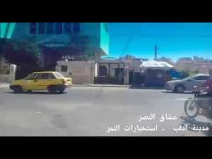 Mata-mata Suriah di jantung teroris Idlib, Suriah