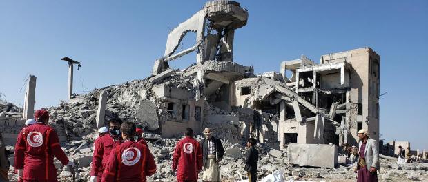 Palang Merah Internasional, ICRC