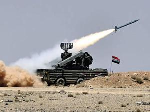 Perang Suriah Vs Israel